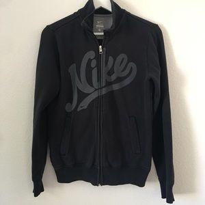 Nike Branded Black Sweatshirt Sz S